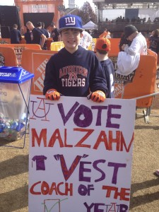 Malzahn Fear the Vest