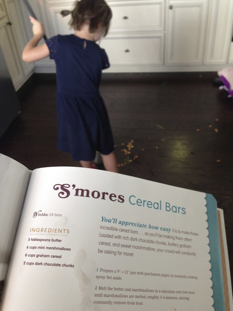 S'mores Cereal Bar